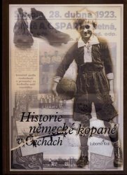 Historie německé kopané v Čechách