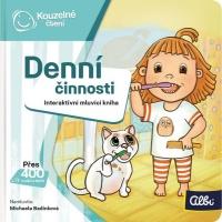 Kouzelné čtení - Denní činnosti minikniha