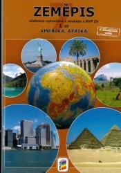 Zeměpis 7, učebnice 1. díl - Amerika, Afrika