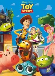 Kouzelné čtení - Toy Story