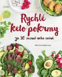 Rychlé keto pokrmy za 30 minut nebo ještě míň