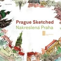 Prague Sketched / Nakreslená Praha