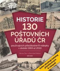 Historie 130 poštovních úřadů ČR