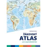 Žákovský atlas pro 2. stupeň ZŠ