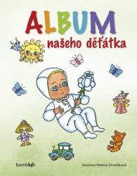 Album našeho děťátka