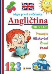 Moje první cvičebnice - Angličtina