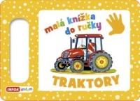 Malá knížka do ručky - Traktory