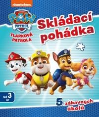 Tlapková patrola - Skládací pohádka