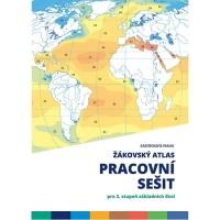 Žákovský atlas - Pracovní sešit