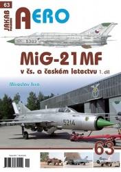MiG-21MF v čs. a českém letectvu - 1.díl