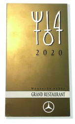 Maurerův výběr Grand Restaurant 2020