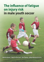 The influence of fatigue on injury risk in male youth soccer