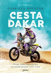 Gabriela Novotná - Cesta na Dakar