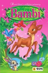 První čtení s velkými písmeny - Bambi