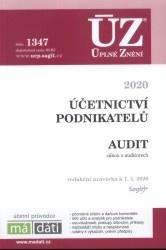 ÚZ č. 1347 Účetnictví podnikatelů, Audit, 2020