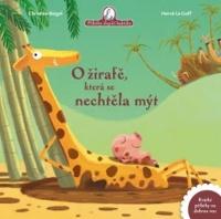 O žirafě, která se nechtěla mýt