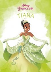 Princezná - Tiana