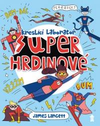 Superhrdinové: Kreslicí laboratoř