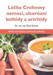 Léčba Crohnovy nemoci, ulcerózní kolitidy a artritidy - Místo kortizonu mrkvová polévka