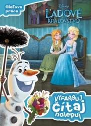 Ľadové kráľovstvo - Olafova práca