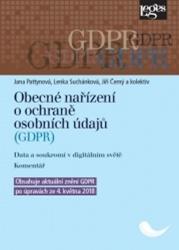 Obecné nařízení o ochraně osobních údajů (GDPR) - Komentář