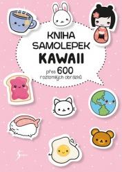 Kawaii - Kniha samolepek
