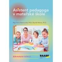 Asistent pedagoga v mateřské škole