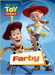 Toy Story 3 - Farby