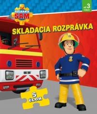 Požiarnik Sam - Skladacia rozprávka