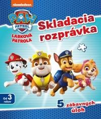 Labková patrola - Skladacia rozprávka