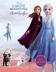Ľadové kráľovstvo II - Hravá knižka