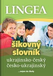 Ukrajinsko-český, česko-ukrajinský šikovný slovník