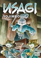 Usagi Yojimbo 33: Skrytí