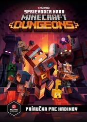 Minecraft - Sprievodca hrou Dungeons