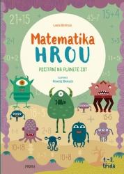 Matematika hrou - Počítání na planetě Zot