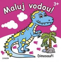 Maluj vodou! - Dinosauři