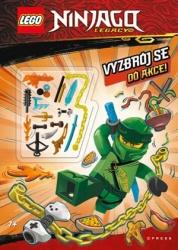 LEGO NINJAGO - Vyzbroj se do akce!