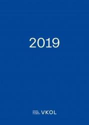 Výroční zpráva Vědecké knihovny v Olomouci za rok 2019