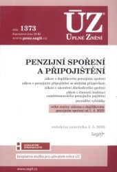 ÚZ č.1373 Penzijní spoření a připojištění