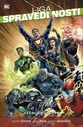 Liga spravedlnosti: Věční hrdinové