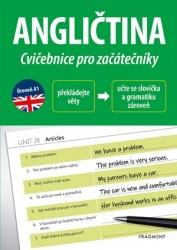 Angličtina – cvičebnice pro začátečníky