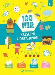 100 her - Kreslení a obtahování 4+