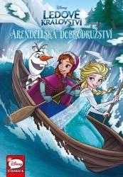 Ledové království - Arendellská dobrodružství