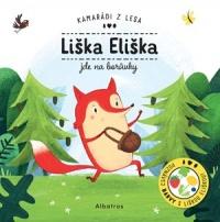 Liška Eliška jde na borůvky