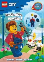 LEGO City - Když můžu, pomůžu!