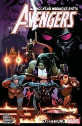Avengers: Válka upírů