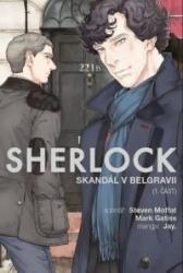 Sherlock: Skandál v Belgrávii