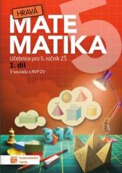 Hravá matematika 5/1 – Učebnice