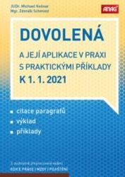 Dovolená a její aplikace v praxi s praktickými příklady k 1. 1. 2021