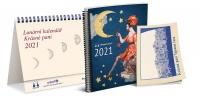 Krásná paní - Lunární kalendář s publikací 2021